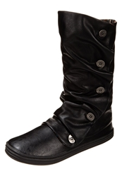 Blowfish Raton Boots Black