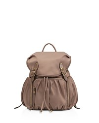 M Z Wallace Mz Marlena Backpack Acorn Gold