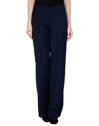 Love Sex Money Casual Pants Dark Blue