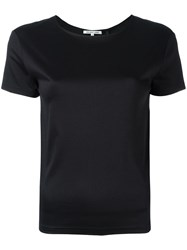 Helmut Lang Short Sleeve T Shirt Black