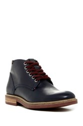 Patron Brass Chukka Boot Blue