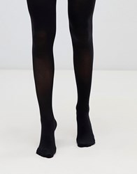 Jonathan Aston 40 Denier 2 Pack Opaque Tights In Black