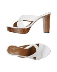 Malo Footwear Sandals Women White