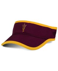 Top Of The World Arizona State Sun Devils Baked Visor Maroon