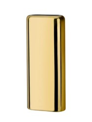 Nude Limited Edition Small Layers Vase Gold