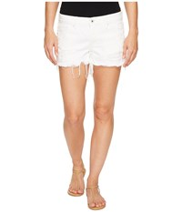 Lucky Brand The Cut Off Shorts In Weston Weston Women's Shorts White
