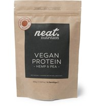 Neat Nutrition Hemp And Pea Vegan Protein Chocolate Flavour 500G Colorless