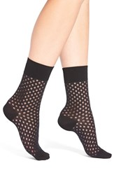 Women's Elie Tahari Trouser Socks Black