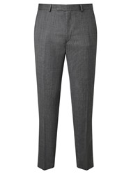Daniel Hechter Pindot Tailored Suit Trousers Grey