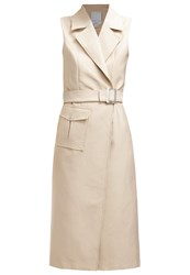 Cameo Collective Summer Dress Bone Beige
