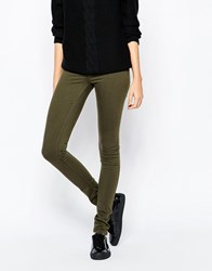 Blend She Moon Damon Jeggings 32 Leg Ivy Green