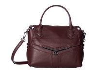 Botkier Valentina Mini Satchel Cabernet Satchel Handbags Burgundy