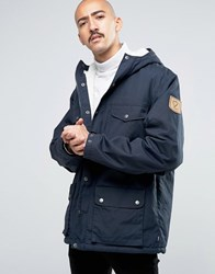 Fjall Raven Fjallraven Greenland Winter Jacket In Navy Navy