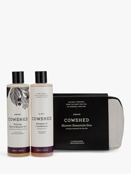 Cowshed Awake Shower Essentials Bodycare Gift Set