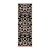 Hibernica Collection Ornementing Vinyl Floor Mat Hib18275 Neutral