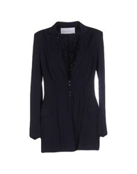 Viktor And Rolf Suits And Jackets Blazers Women Dark Blue