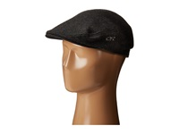 Outdoor Research Turnpoint Driver Cap Charcoal Caps Gray