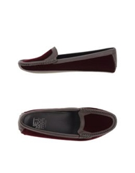 Harry's Of London Harrys Of London Moccasins Maroon