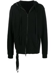 Unravel Project Oversized Hoodie Black