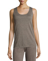 Neiman Marcus Cashmere Collection Cashmere Sleeveless Tank