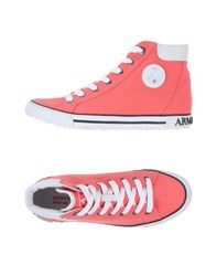 Armani Jeans Footwear High Tops And Trainers Women