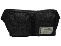 Kavu Pacer Pack Black Topo Bags