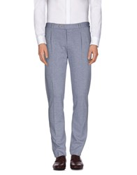 Capobianco Trousers Casual Trousers Men Blue