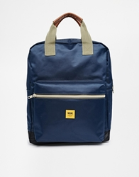 Wood Wood Rick Backpack Navy