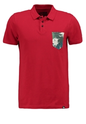 Your Turn Polo Shirt Red