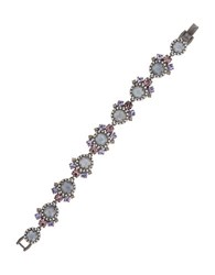 Marchesa Mother Of Pearl Bracelet Silver