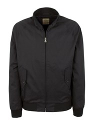 Gibson Formal Full Zip Harrington Jacket Navy