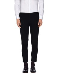 Paolo Pecora Trousers 3 4 Length Trousers Men Black