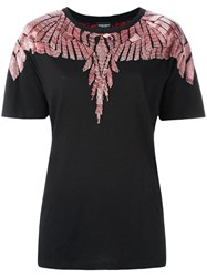 Marcelo Burlon County Of Milan Sofia T Shirt Black