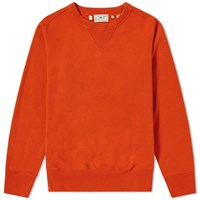 Levi's Vintage Clothing Bay Meadows Crew Sweat Red