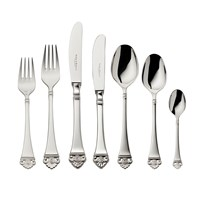 Robbe And Berking Rosenmuster Cutlery Set 44 Piece