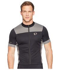 Pearl Izumi Elite Escape Semi Form Jersey Black Smoked Clothing