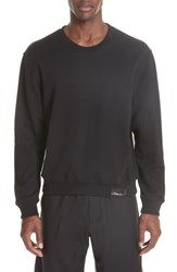 3.1 Phillip Lim Crewneck Sweatshirt Black