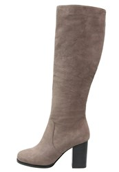 Buffalo Boots Taupe Brown