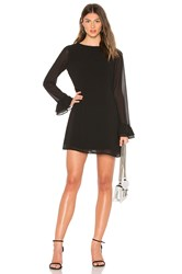 Line And Dot Jayne Mini Dress Black
