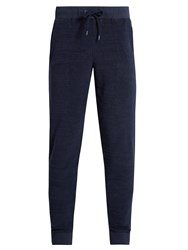 Orlebar Brown Beagi Drawstring Track Pants Navy