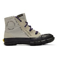 Converse Grey Chuck Taylor Mc18 High Top Sneakers