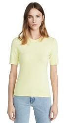 Club Monaco Perfect Tee Yellow