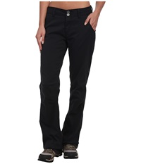 Prana Lined Halle Pant Black Women's Casual Pants