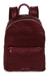 Ted Baker London Quilted Bow Backpack