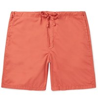 Cleverly Laundry Cotton Shorts Tomato Red