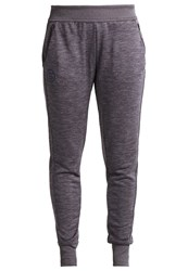 Skins Output Tracksuit Bottoms Haze Marle Purple
