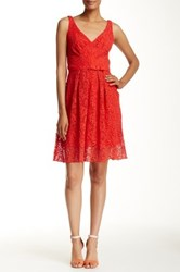 Eva Franco Abigail Dress Red