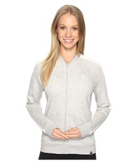 Puma Archive Logo T7 Track Jacket Light Gray Heather Women's Coat