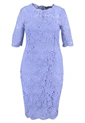 Paper Dolls Curvy Cocktail Dress Party Dress Bluebell Royal Blue
