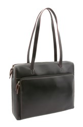 Lodis 'Audrey Collection Organizer' Tote With Shoulder Strap Black